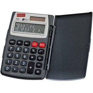 Taschenrechner Standard 520 grau 10-stlg.