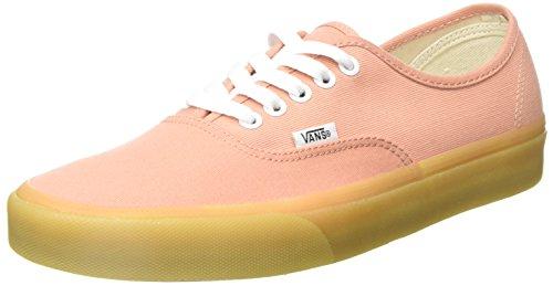 Vans Authentic, Zapatillas para Mujer, Naranja (Muted Clay/Gum Q9z), 40 EU