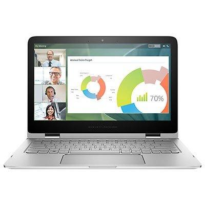 HP Spectre Pro x360 G1 - Ordenador portátil Ultrabook, Plata, 2,3 GHz, Intel Core i5-5300U