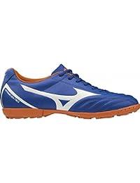 on sale 044bf 3f9dd Mizuno , Chaussures pour Homme spécial Foot en Salle Bleu Bleu