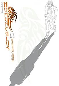 Homunculus Edition simple Tome 11