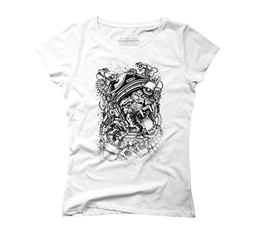 Subterranean Surveillance Women's Graphic T-Shirt - Design By Humans