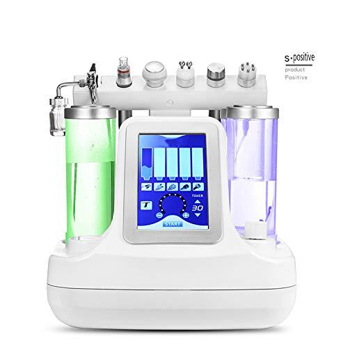 7 in 1 Vakuum Gesichtsreinigung Hydro Wasser Sauerstoff Jet Peel Machine Porenreiniger Gesichtsmassage Hautpflege BIO Licht RF Beauty Device
