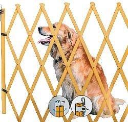 Hundeabsperrgitter Hundegitter Hundegatter Schutzgitter Treppenschutzgitter - 2