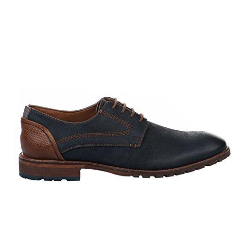 Chaussures à lacet homme - AUSTRALIAN - Bleu marine - 15125001C15 - Millim Bleu