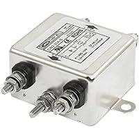 115V / 250V 20A de alimentación de CA monofásico Filtros EMI CW3-20A-S