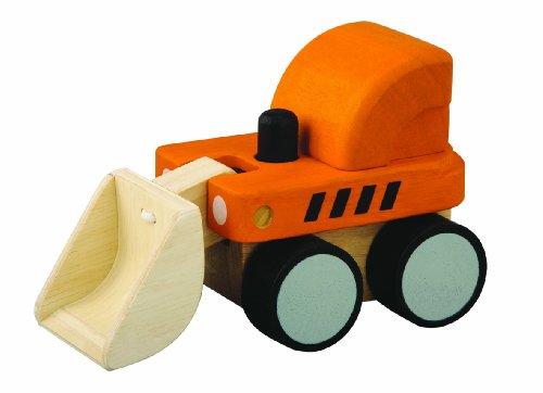 Imagen principal de Plantoys 6317 - Minipala cargadora en madera [importado de Alemania]