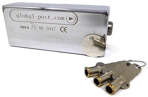 Cerradura Seguridad Blindado Manual para Furgonetas de Máxima Calidad