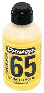 Jim Dunlop 6554 Lemon Oil 4 Ounce