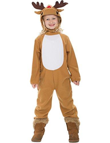 Rentier Kostüm für Kinder Large