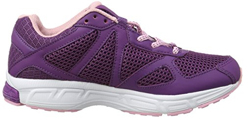 Hi-Tec R200, Chaussures Multisport Outdoor Femme Rose (Raspberry/pink)