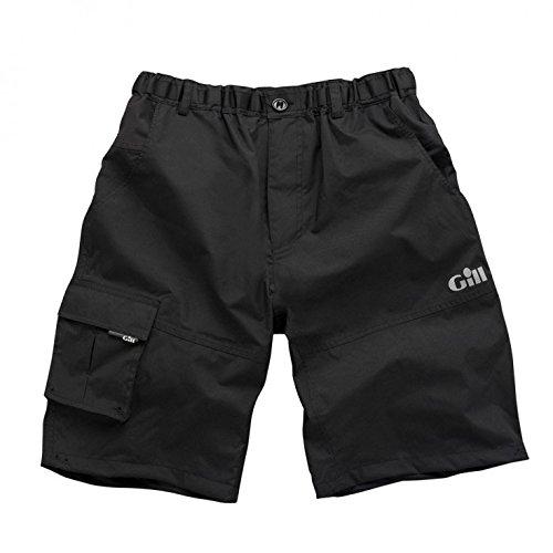 Gill Wasserdichte Hose (Gill Waterproof Sailing Shorts in GRAPHITE 4361 Sizes- - Medium)