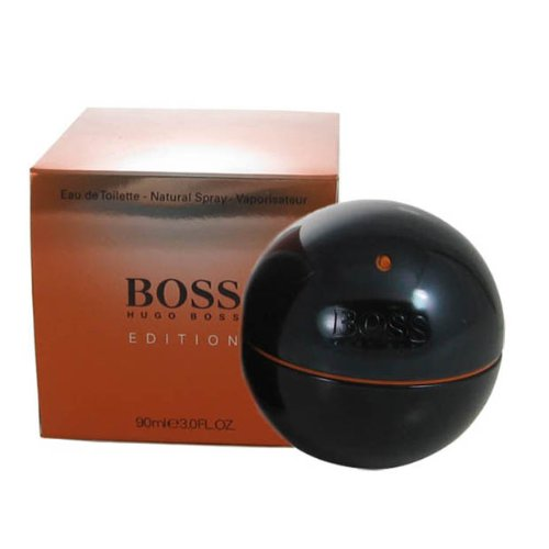 Hugo Boss - In Motion Black Edition For Men 90ml EDT -