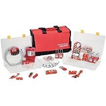 Masterlock S1458ES31 - Kit grupo eléctrico m / cerradura de bloqueo s31red kd / etiquetado