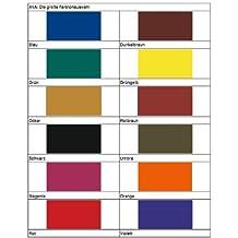 Fassadenfarbe  Suchergebnis auf Amazon.de für: fassadenfarbe rot