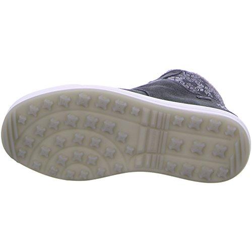 Lowa Mosca Gtx Qc Ws, Sneaker a Collo Alto Donna Grigio (Graphit/Silber Graphite/Silver)