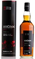 anCnoc 22 Year Old Highland Single Malt Scotch Whisky 70 cl from AnCnoc