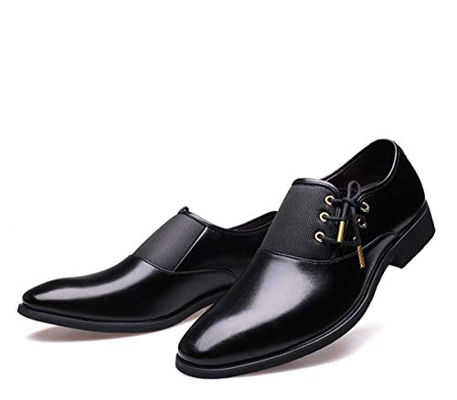 Genuine Leather Men Casual Shoes Luxury Brand Men Shoes Leather Shoes Men High Qulaity Men Flats 2016 Black 8