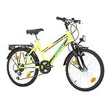 """Bikesport Casper Bicicletta per Bambini 20"""", Altezza Telaio: 34 cm, Shimano 6 cambios"""