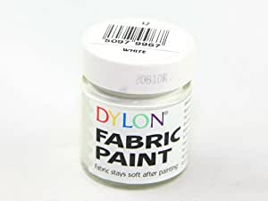 DYLON teinture matériaux Blanc 25ml