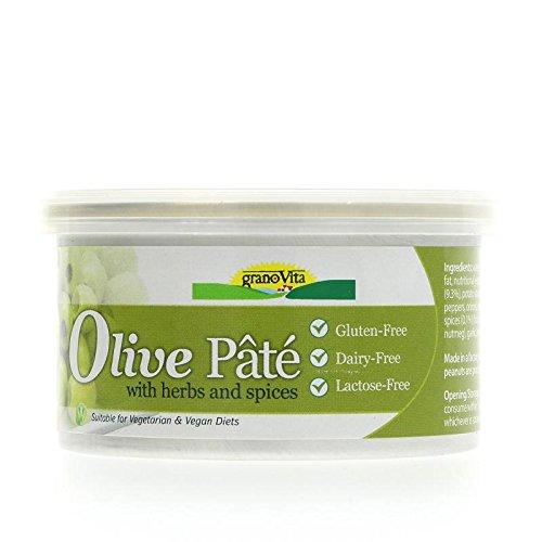 Preisvergleich Produktbild (2 Pack) – GRANOVITA Olive Pate – tin / 125 g / 2 Pack – Super Saver – Sparen Sie Geld
