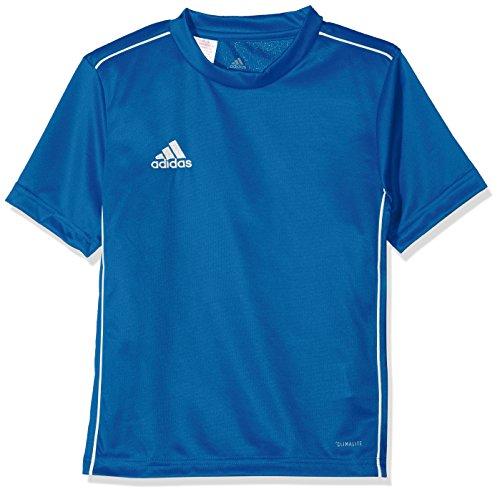 adidas Kinder CORE18 Y Jersey, Blau (bold blau/White), 140