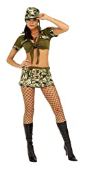 Rubie's Costume Booty Camp Sergeant Women's Costume from Secret Wishes