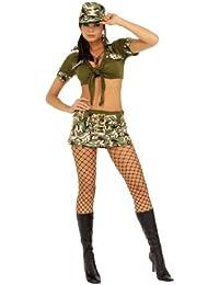 Rubie's Costume Booty Camp Sergeant Women's Costume
