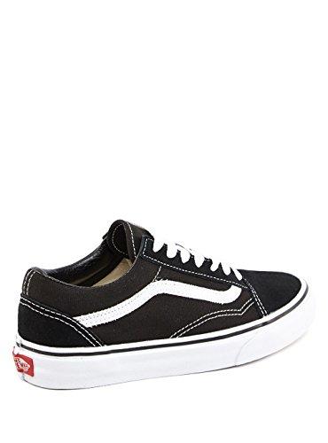 Vans Herren Old Skool Sneakers Black