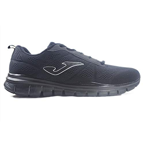 Zapatillas Joma Tempo Men 821 Black - Color - Negro