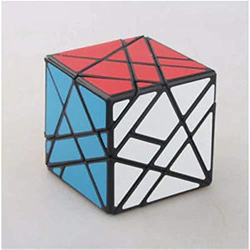XIAOXIONG Verrückte Einhorn Grill Ii Sohn Mom Verband Rubik Würfel Schwarz Pädagogische Nähtoys Bombax Ceiba Cube Duo Achse Würfel -