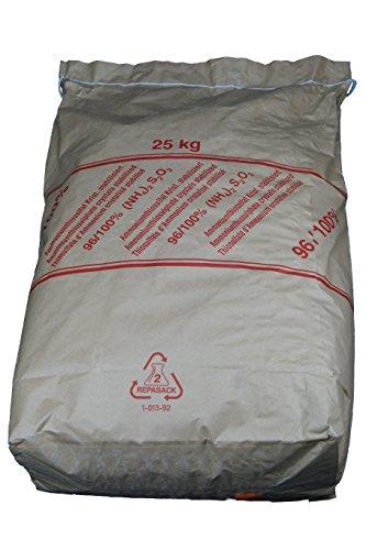 25kg Ammoniumthiosulfat 96-100%, kristallin, versandkostenfrei