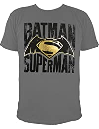 DC Comics Batman Vs. Superman T-Shirt Logo