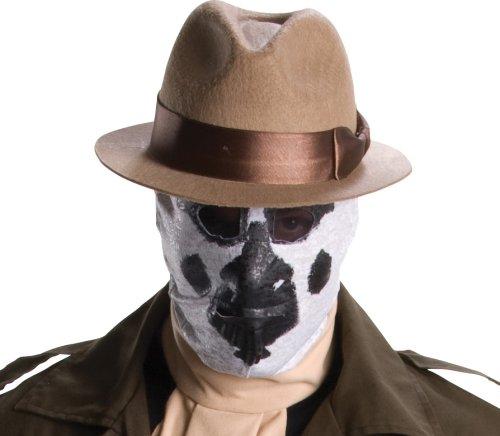 Watchmen Rorschach Strumpf Maske Superheld Held Gruppe Fasching Karneval