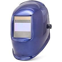 LAIABOR Casco De Soldadura Automático Oscurecimiento Máscara Solar Energía Máscara Fotosensible Máscara ...