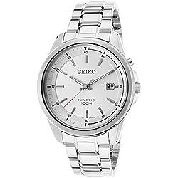 Reloj Seiko Neo Sports Ska673p1 Hombre Blanco
