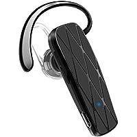 Auricular Bluetooth 4.1, AngLink Manos Libres Bluetooth Auriculares Cancelación del Ruido Auricular Inalámbrico con Micrófono