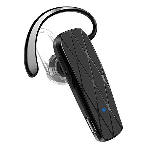 Auricular Bluetooth 4.1, AngLink Manos Libres Bluetooth Auriculares Cancelación del Ruido Auricular Inalámbrico con Micrófono Integrado para Móvil iPhone, Samsung, Huawei y Otros