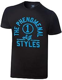 """Aj Styles """"The phenomenal one"""" camiseta retro"""