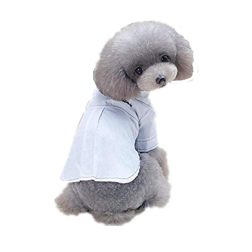 Beagle Baby Kostüm - Jcloris Hundekleidung, Neues Haustierhemd, Hundekleidung, Kleine Hunde, Schwarzweiss, Japanisch@Weiß_S