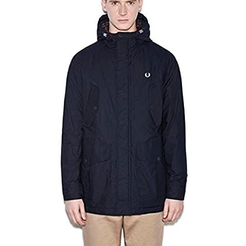 Fred Perry Authentics Portwood Padded Jacket NAVY XS