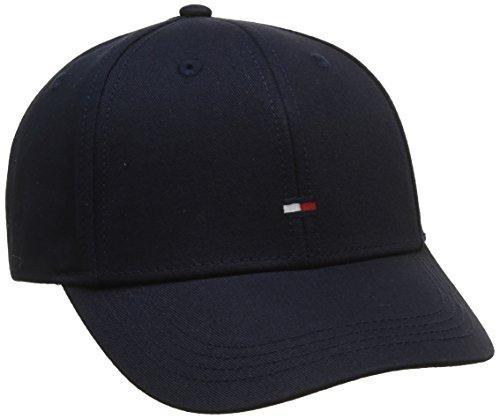 Tommy Hilfiger Baby-Unisex Classic BB Cap Kappe, Blau (Tommy Navy 413), L