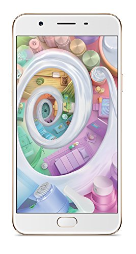 Oppo F1S (Gold, 32GB) image
