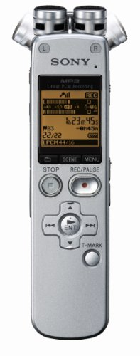 Sony ICD-SX712 – Digital voice recorder – flash 2 GB – WMA, AAC, MP3, LPCM – silver Review