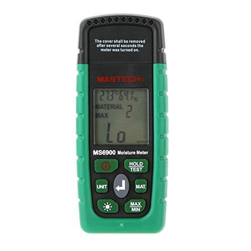 Mastech MS6900 - Mini Medidor de Humedad...