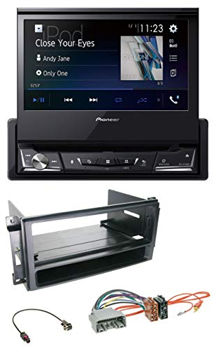 caraudio24 Pioneer AVH-A7100BT Bluetooth CD MP3 DVD USB Autoradio für Chrysler 300C Sebring Dodge Avenger Nitro Jeep 07-13
