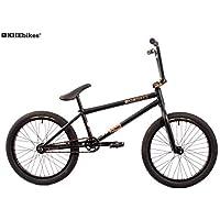 KHE BMX Fahrrad Silencer BL Oil Slick schwarz nur 10,0kg!
