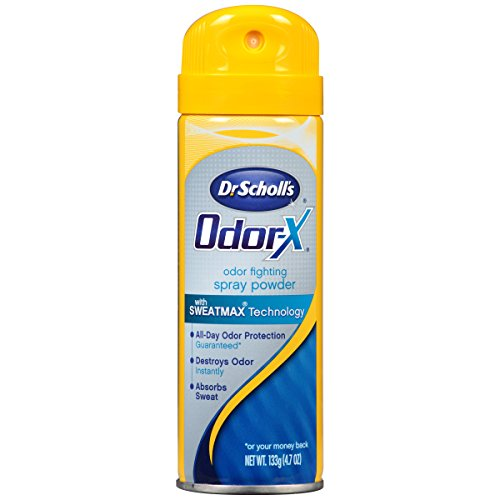 Dr. Scholl's Désodorisant aérosol Odor Destroyers 139 ml