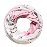 CODELLO DUMBO LOOP mit DUMBO und STERNEN rosa grau 82083713 (Light Grey)