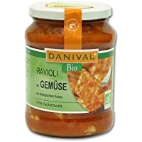 Danival Bio Ravioli mit Gemüse (1 x 670 gr)